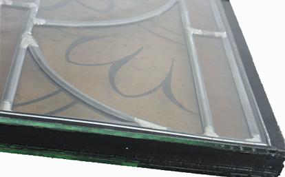 mise sous double vitrage des vitraux