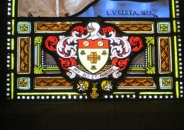 restauration vitraux chapelle
